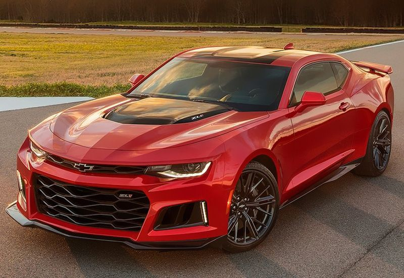 top car 2017 | 2017 Chevrolet Camaro ZL1 - specifications, photo, price,  information