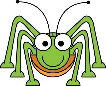 clip art images aniamals cartoon grasshopper clip art rh pinterest com free cartoon clipart images free cartoon clip art people
