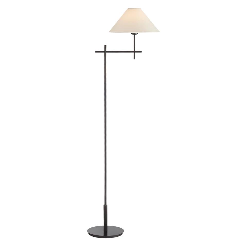 Hackney Bridge Arm Floor Lamp Bronze Arm Floor Lamp Floor Lamp Floor Lamp Styles