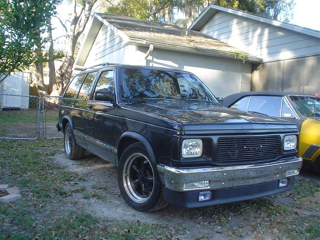 Gmc Jimmy 350 Photos News Reviews Specs Car Listings Gmc Chevy Trucks Chevy S10