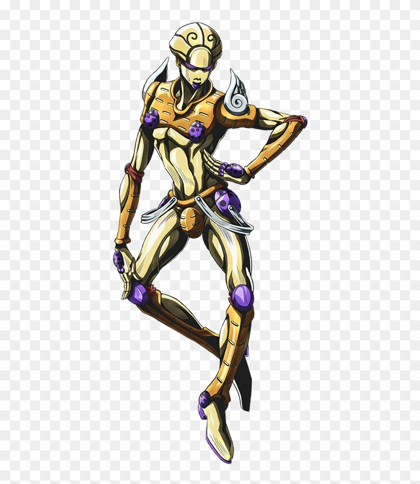 Find Hd 518 X 898 1 Gold Experience Jojo Anime Hd Png Download To Search And Download More Free Transparent Png Imag Jojo Anime Jojo Jojo Bizzare Adventure