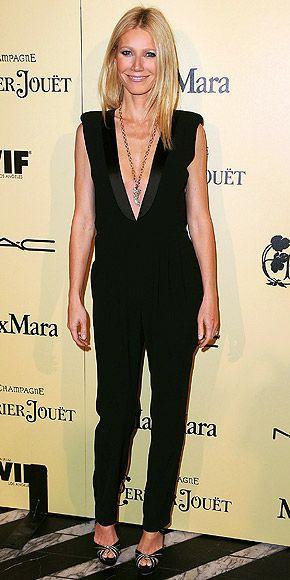 Style Paltrow Tuxedo Gwyneth Esmoquin Y Fashion HtZxnqw7Rx
