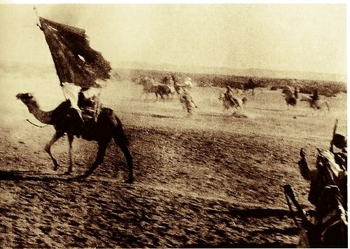 "Battle of Aqaba (6 July 1917) was fought for the Jordanian port of Aqaba. The attacking forces of the Arab Revolt, led by Auda ibu Tayi and T. E. Lawrence (""Lawrence of Arabia""), were victorious over the Turkish defenders."