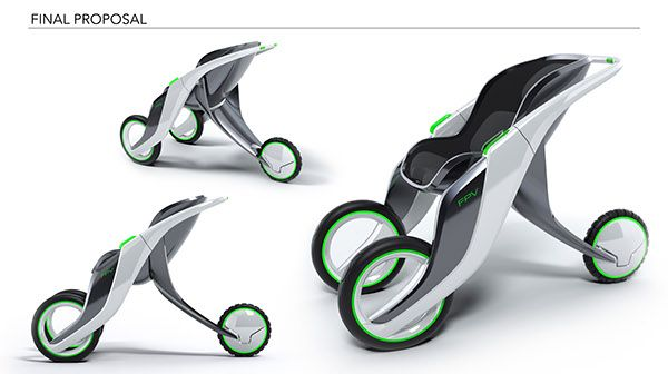 FPV / Family Partner Vehicle Concept on Behance