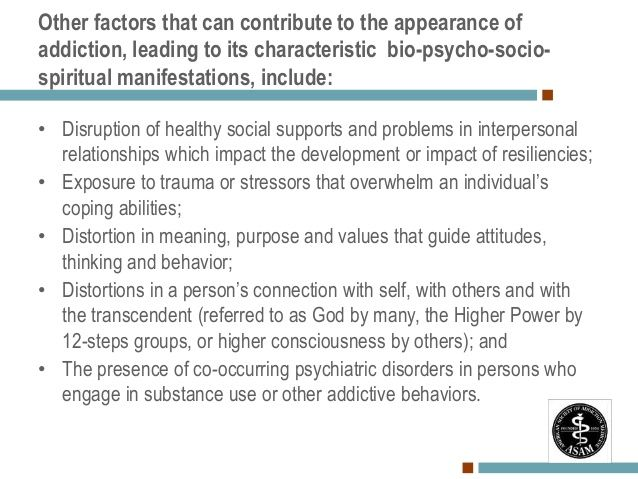 a neurobiological look at the bio psycho social spiritual disease