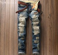 Pin En Decorated Jeans