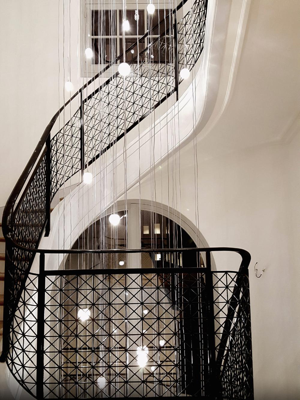 Rampe Et Cloison Claustra Escalier Lapeyre Recherche Google Escalier Escaliers Maison Luminaire