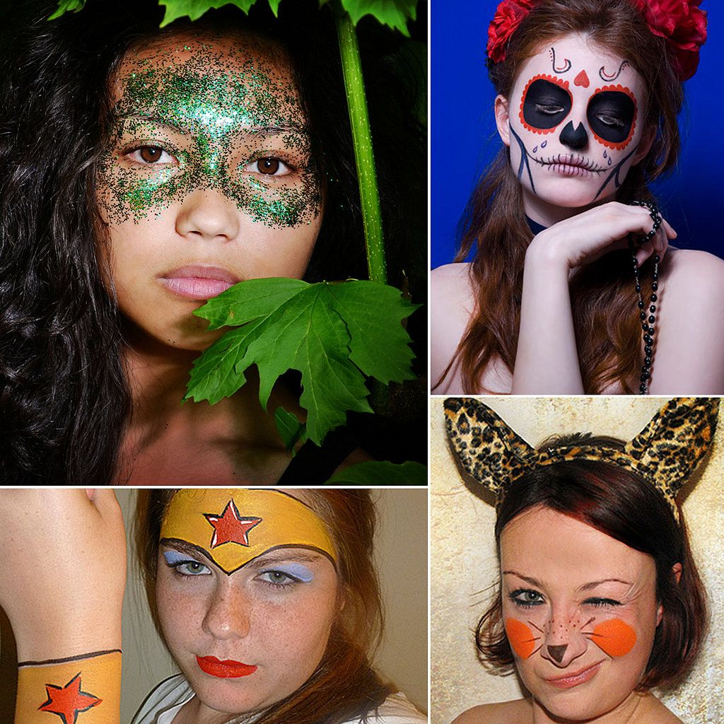 simple halloween costume ideas - Simple And Creative Halloween Costumes