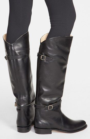 Dorado' Leather Riding Boot | Frye riding boots, Riding. and Boots