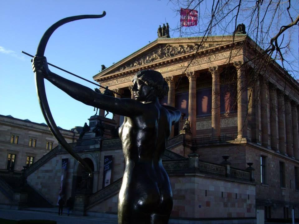 Berlin Museumsinsel Berlin Tipps Alte Nationalgalerie Berlin