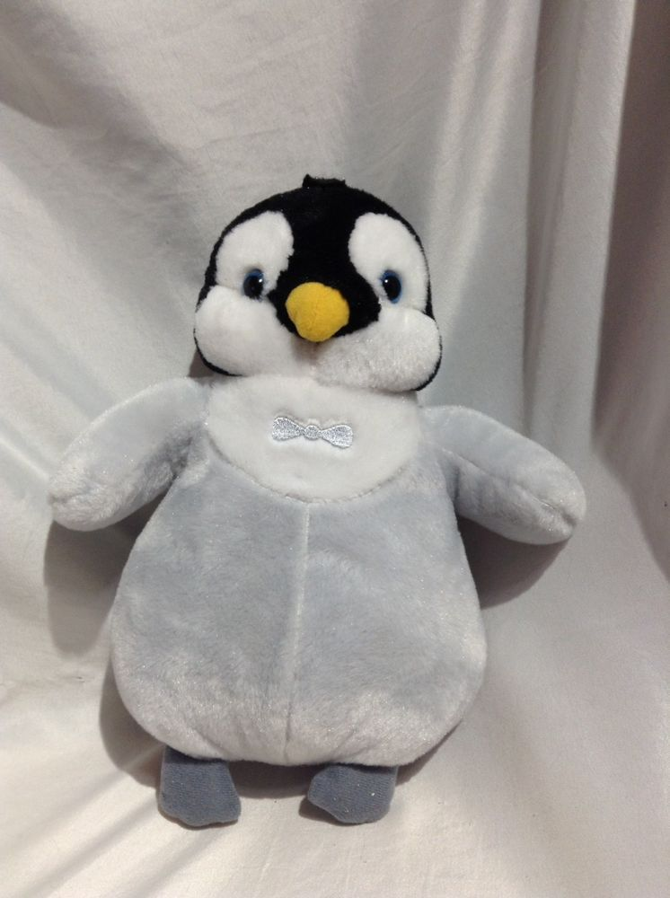 Happy Feet 2 Erik Penguin Plush Stuffed Animal Toy Factory 322x022