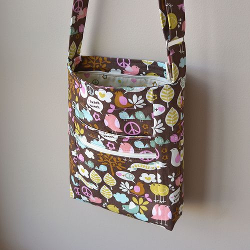 crossbody bag pattern free | UPDATED: The pattern is available HERE ...