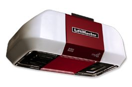 Liftmaster Elite Series Belt Drive W Myq Technology Open Your Garage Door Anytime From Residential Garage Doors Liftmaster Garage Door Opener Liftmaster