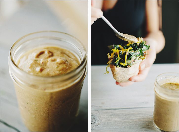 Olivey Caesar Dressing // Sprouted Kitchen