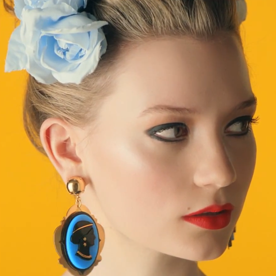 Miu Miu's Cameo Jewelry For Spring Summer 2012 Photo 1