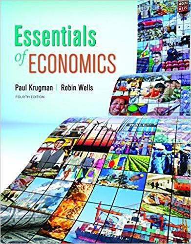 Essentials of economics 4th edition by paul krugman robin wells essentials of economics 4th edition by paul krugman robin wells author isbn 13 978 1464186653 fandeluxe Gallery