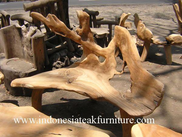 Teak Wood Garden Furniture From Indonesia 15 Teak Root Furniture Indonesia Garden In The Woods Garden Furniture Teak