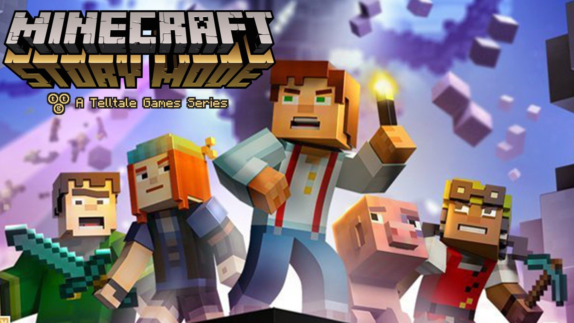 Minecraft Story Mode Full Game Free Download Minecraft