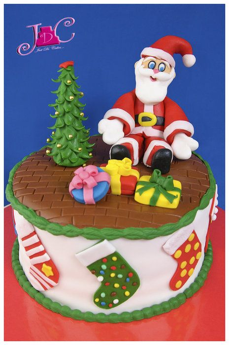 My First Santa Claus  by JustDoCakes