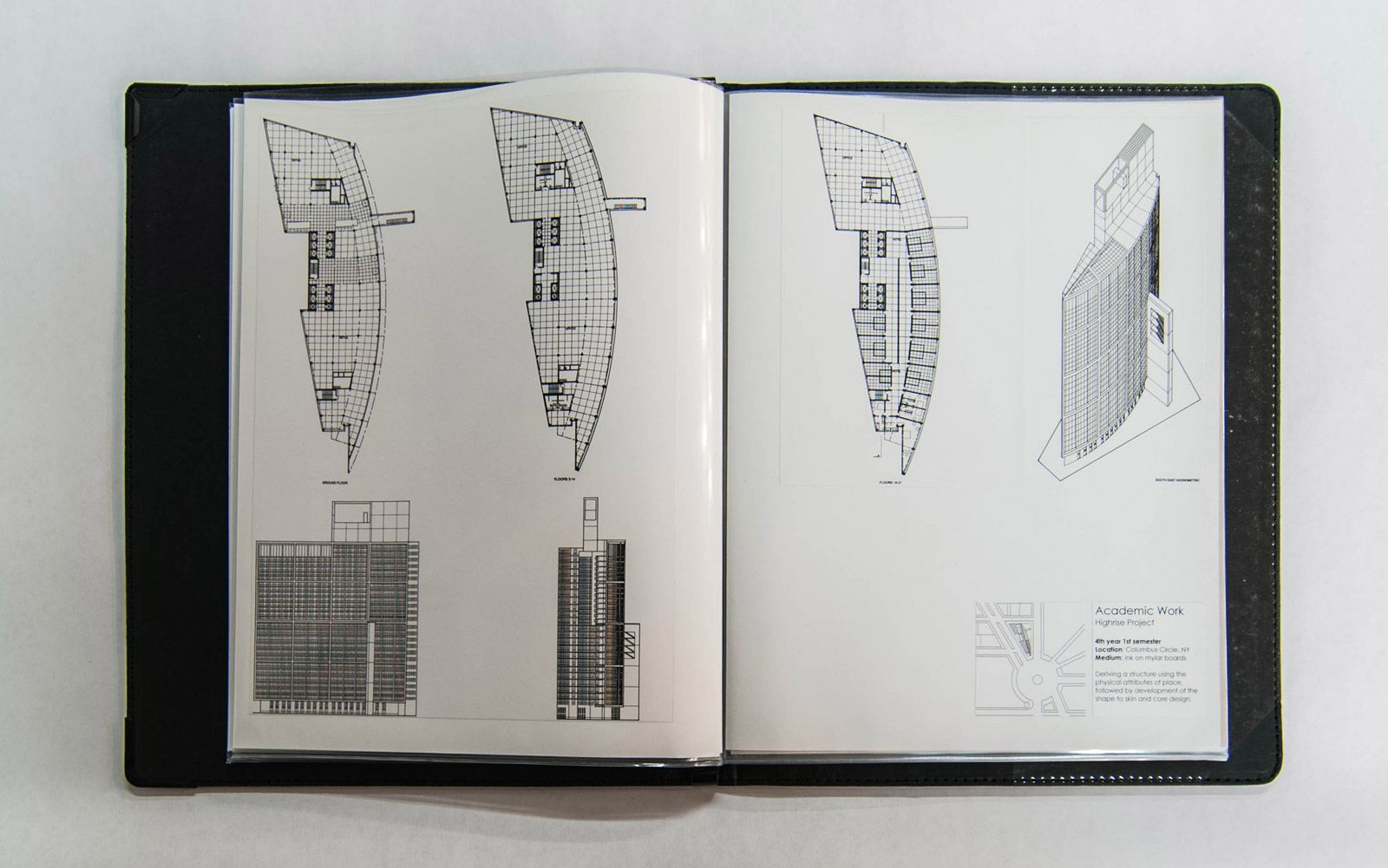 a students guide to the architectural portfolio build blog