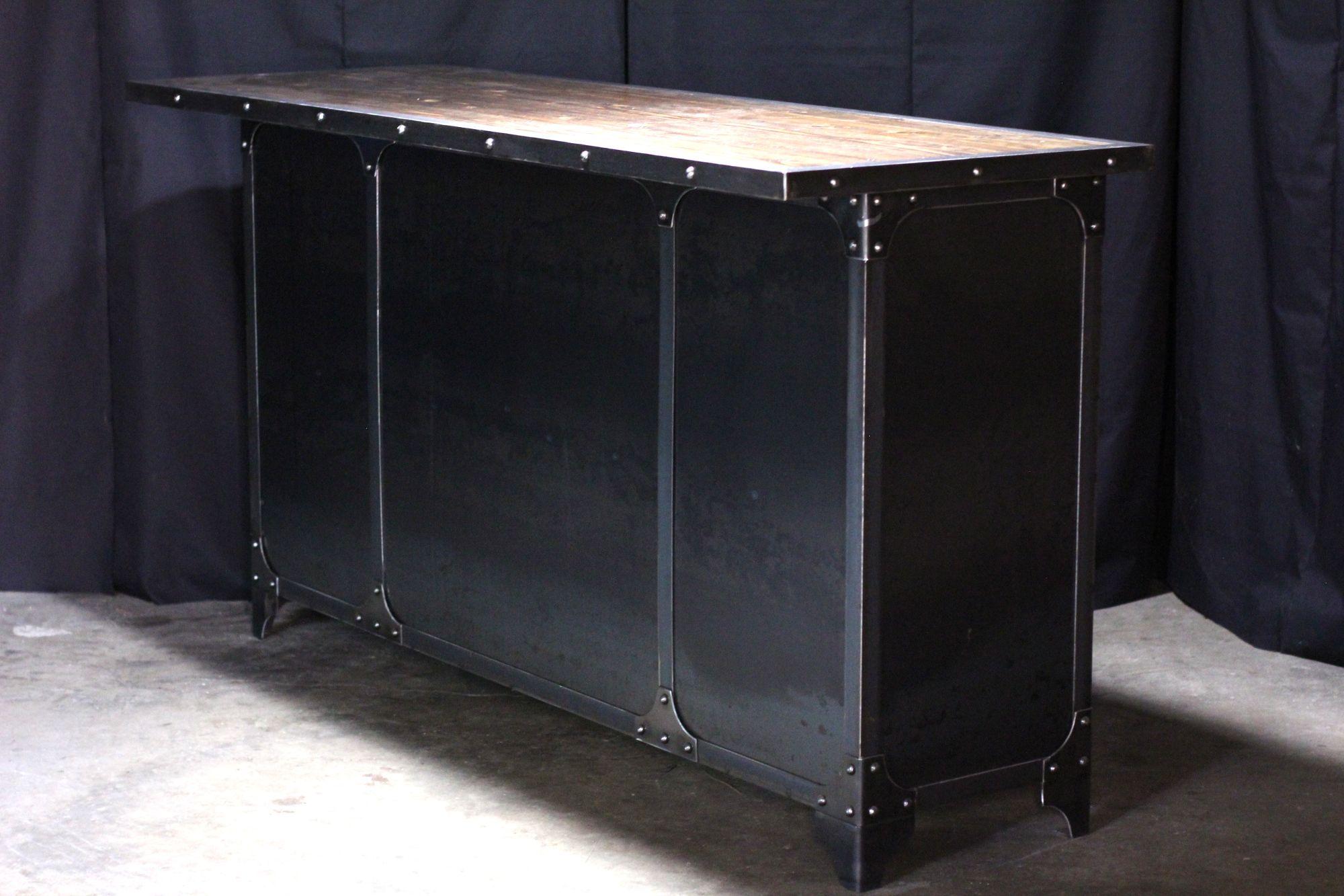 Westhampton Wine Locker Industrial Furniture Decor Westhampton