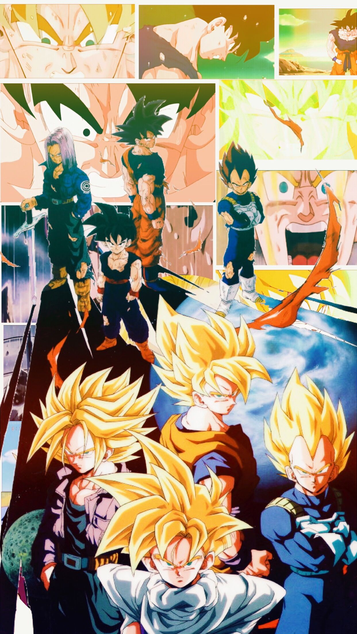 Pin By Mance Broome Ii On Dragon Ball Collection Anime Dragon Ball Super Anime Dragon Ball Dragon Ball Art