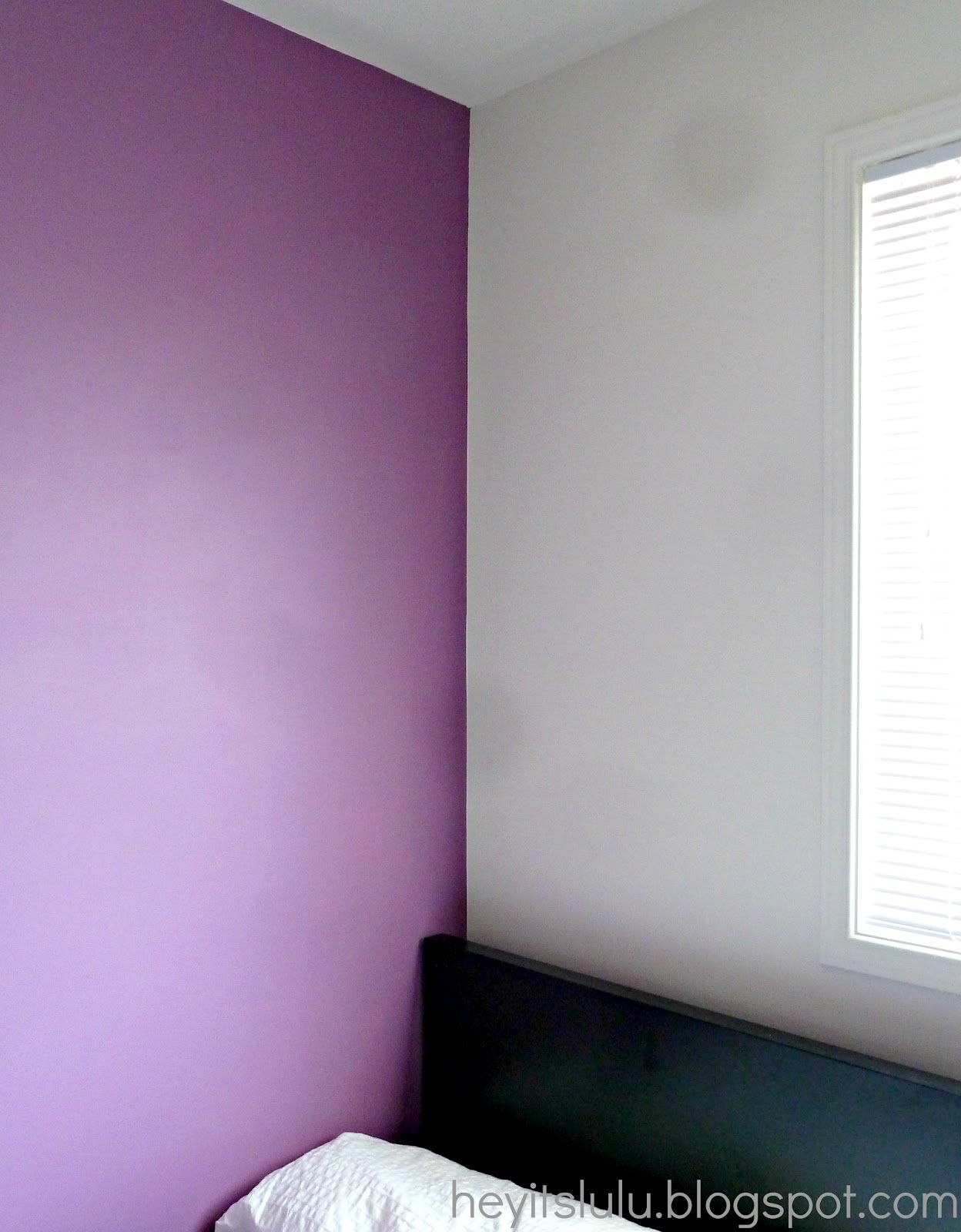Easiest Way To Spice Up Your Home. Purple And White