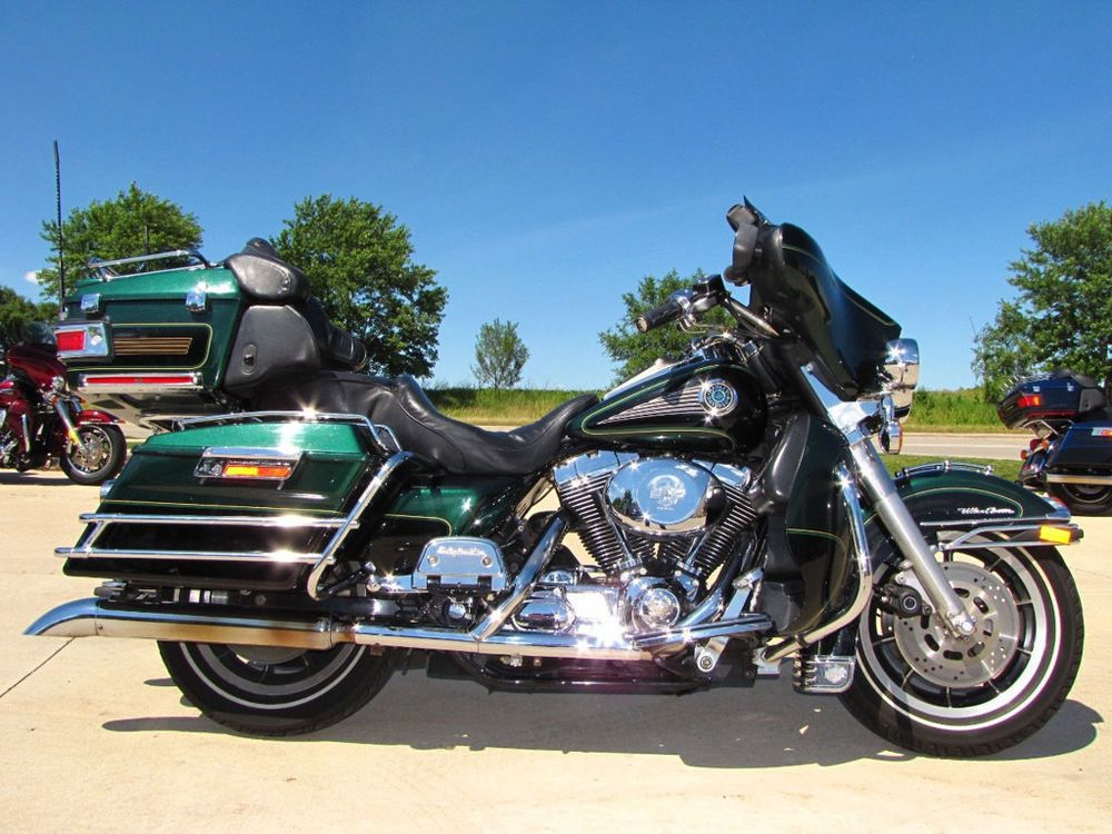 1999 Harley Davidson Touring Ultra Classic Flhtcu