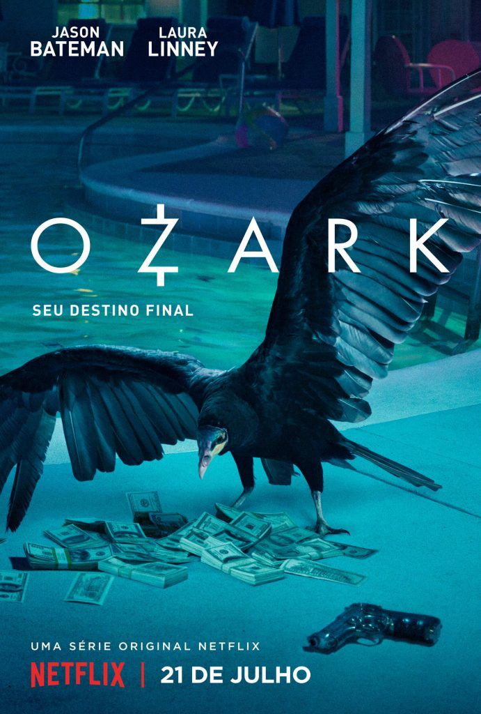Ozark Netflix Libera Poster E Trailer Oficiais Da Promissora