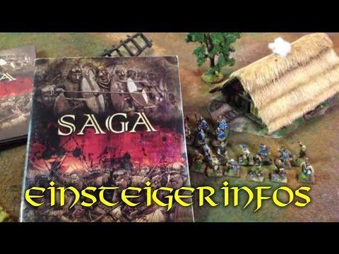 Dark Age Tabletop: SAGA - Infos für Einsteiger | Deutsch
