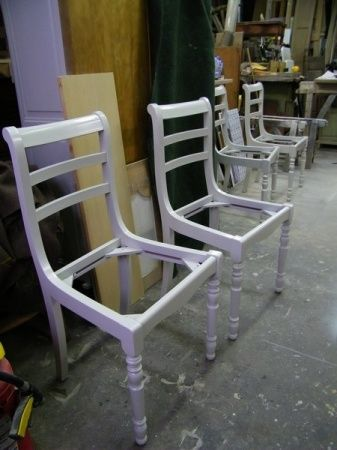 Comment moderniser des meubles Louis-Philippe en merisier - comment patiner un meuble en merisier
