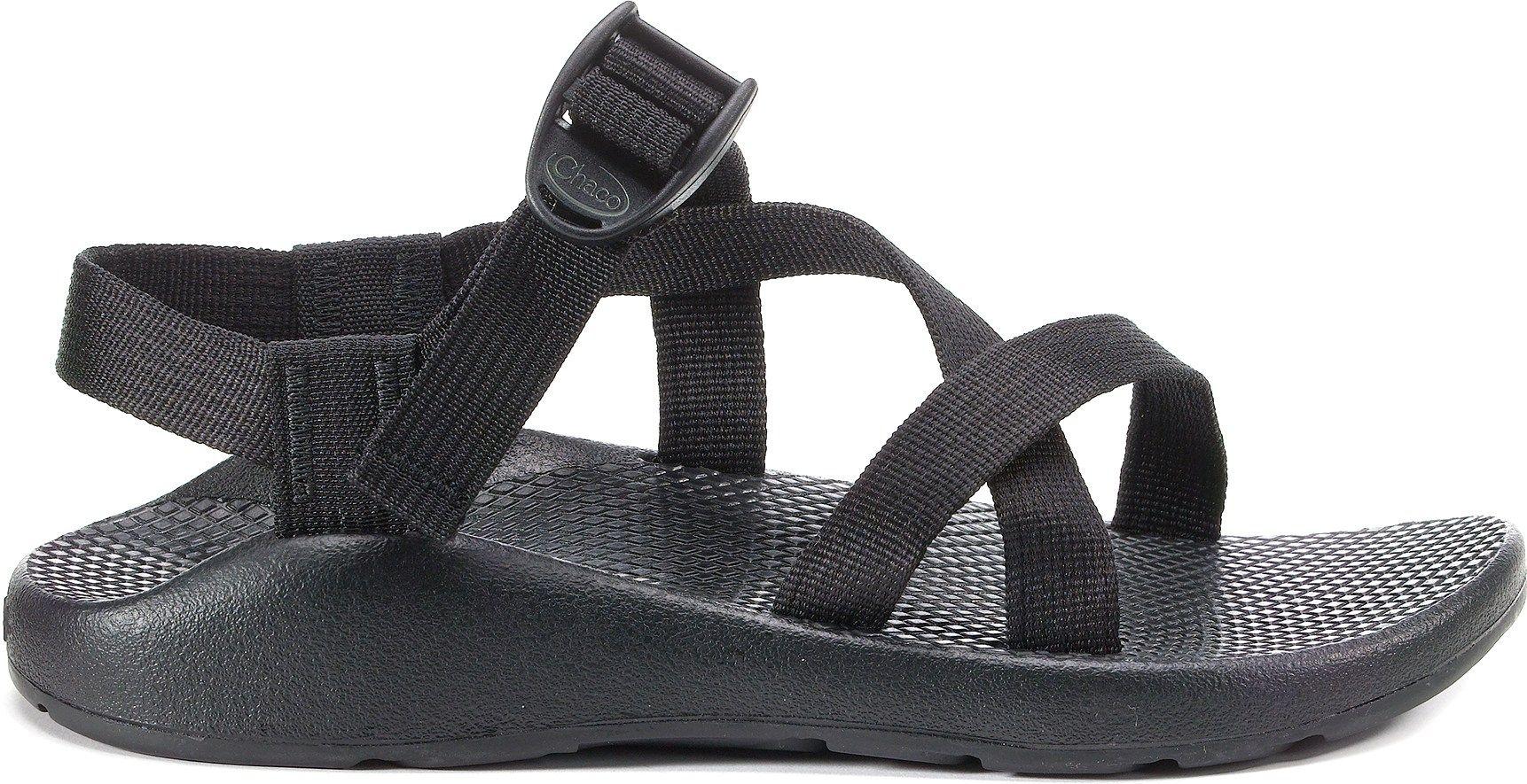 893f950b2b97 Black Chaco Yampa Sandal- NO toe loop size 8 women s