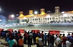 Strong turnout at BIC for Burnout Ramadan Festival