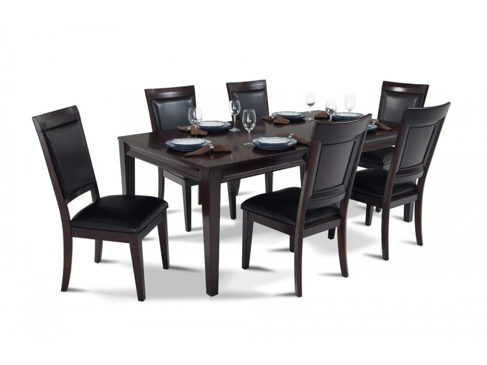 Room Matrix 7 Piece Dining Set