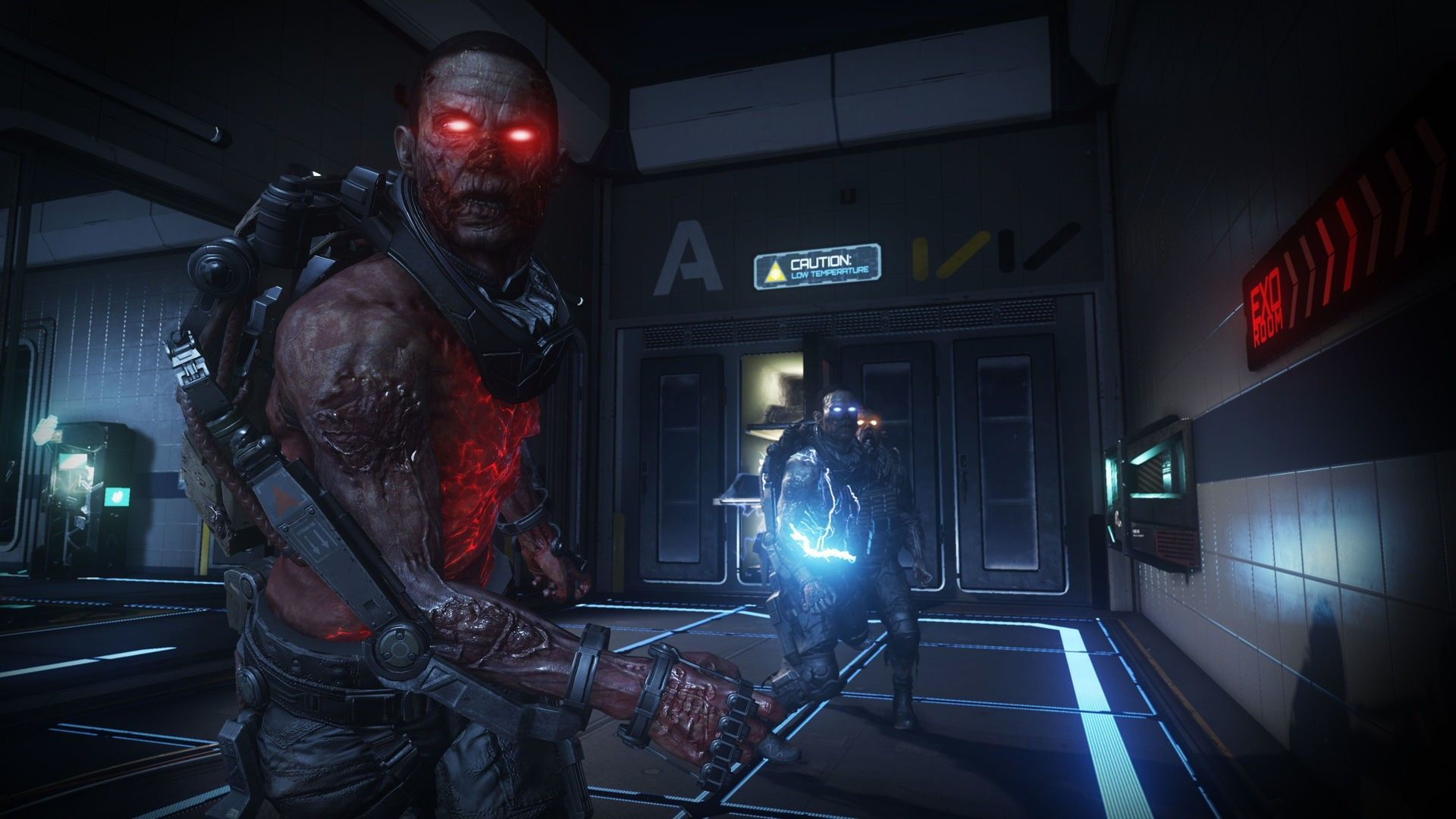 Call Of Duty Advanced Warfare Exo Zombies Infection Trailer Zu