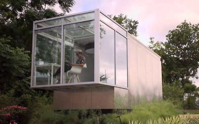 Kasita Smart portable prefab is swappable affordable iPhone for