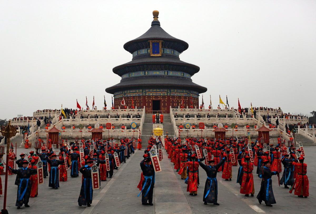 Beijing, China Photos Chinese New Year celebrations
