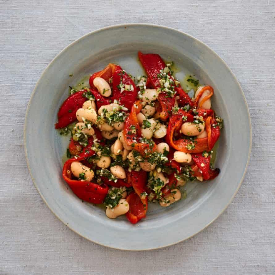 Four Moroccan Salad Recipes Stuffed Peppers Moroccan