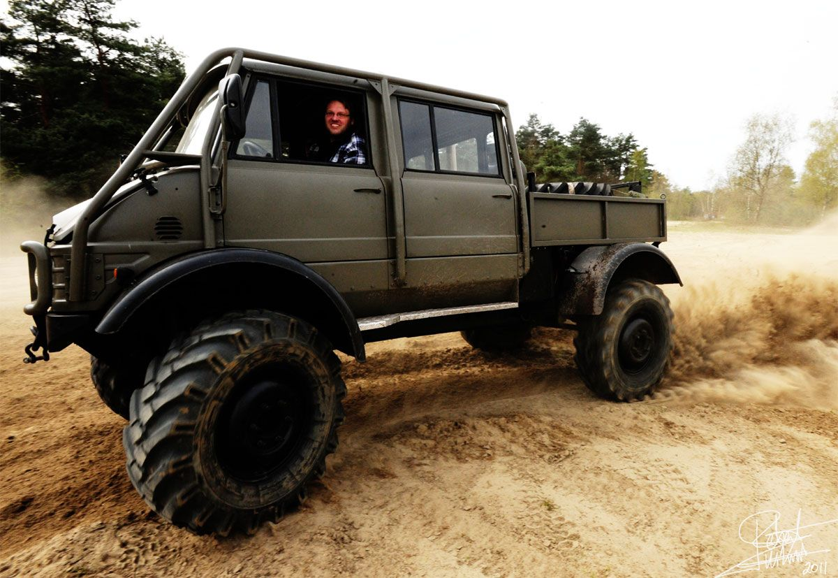 Unimog 416 Doka 4x4s Pinterest 4x4 Offroad And Cars