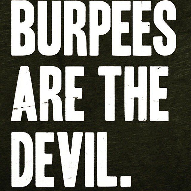 Painfully Funny Quotes About Burpees Humor De Gimnasio