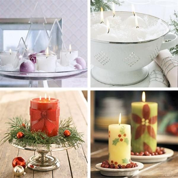 Candle decorating ideas !   wwwtajonline/gifts-to-india