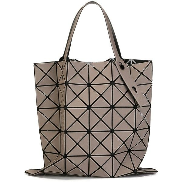 08358f6e217f Bao Bao Issey Miyake Lucent Basic Tote ( 509) ❤ liked on Polyvore featuring  bags