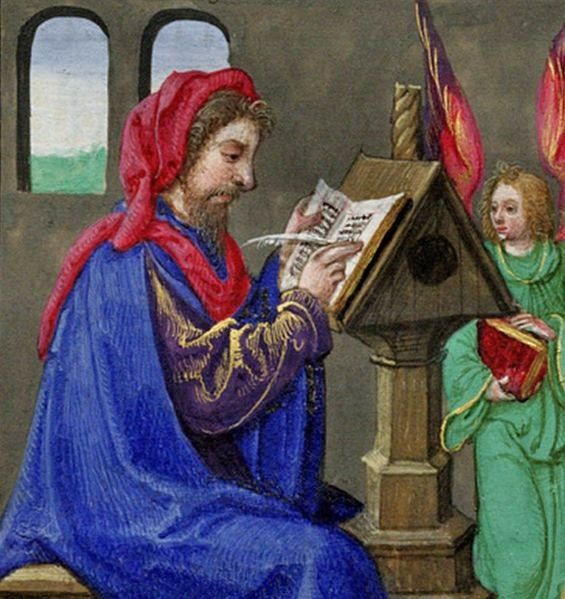 It's About Time: Illuminated Manuscripts - Scribes, Authors, & Bookmaking