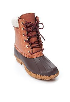 6f532b96ba11 Tommy Hilfiger Russel Duck Boot..someone tell my hunny that I need these in  my life.
