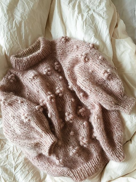 Photo of Sweater No. 2 pattern by My Favourite Things