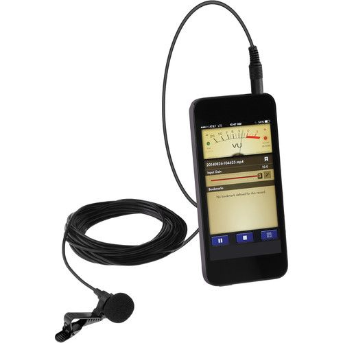 Polsen MOPL1 Lavalier Microphone for Mobile Devices