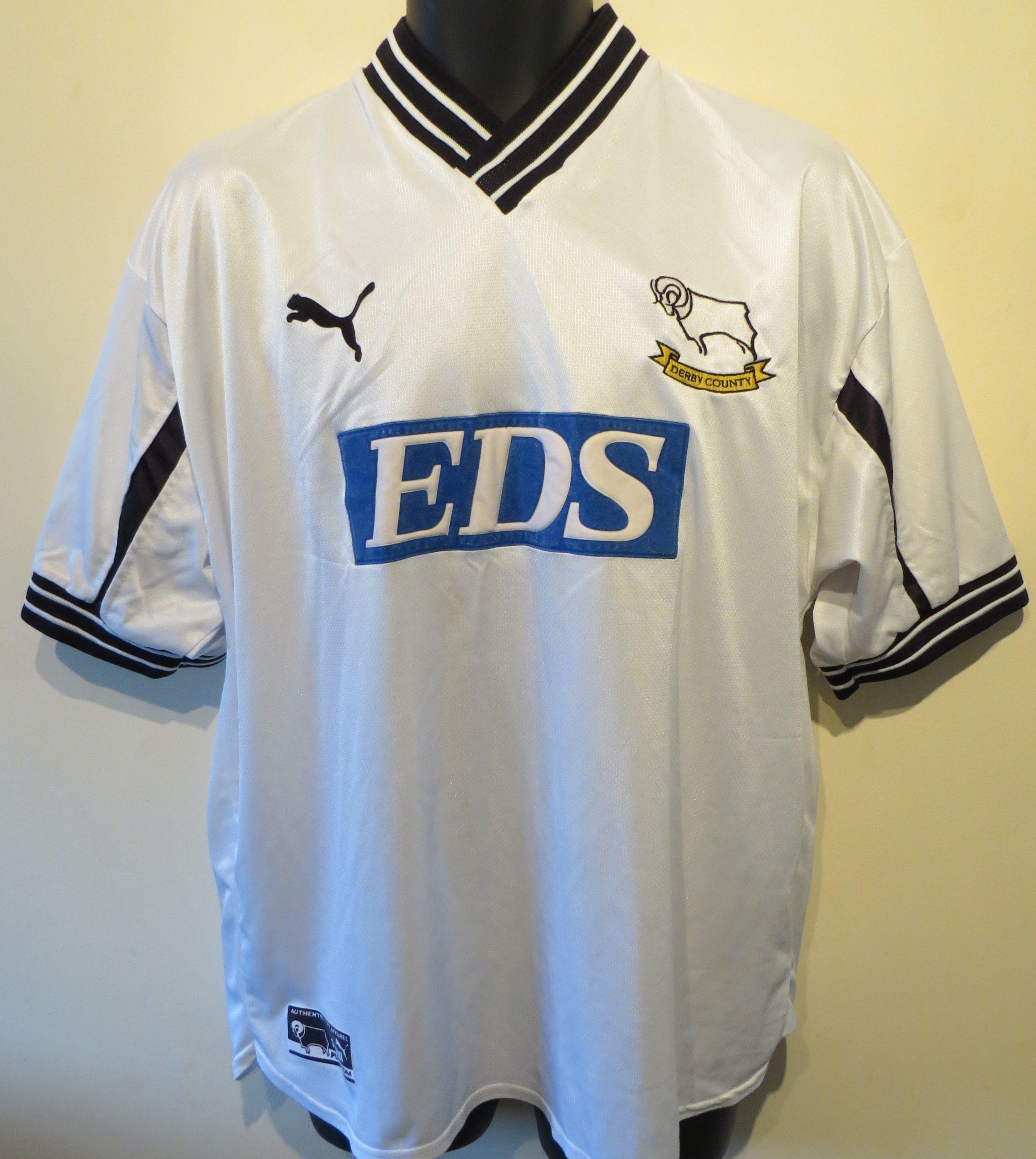 6c0d16d740d Classic Football Shirts Derby County - BCD Tofu House