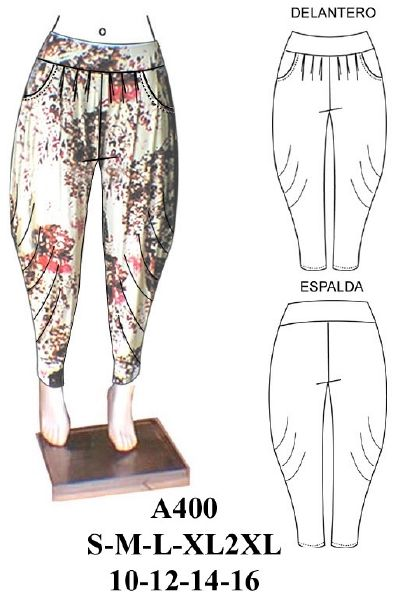 Pantalones Dama Dismoda Fashion Dress Sewing Patterns Sewing Dresses