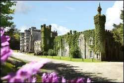 Ballyseede Castle, Tralee... our first 2 nights of our honeymoon will be spent here!!!