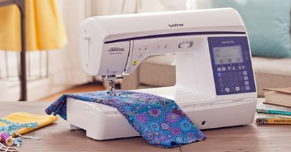 Brother International - Home Sewing Machine and Embroidery Machine Innov-is NQ900PRW